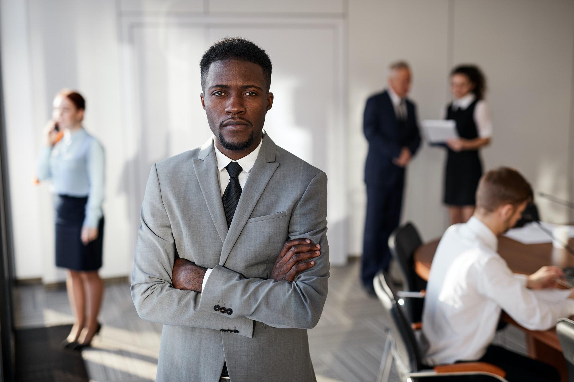 African-American Entrepreneur